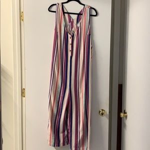 Beautiful romper it is new without tags